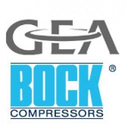 Компрессоры GEA BOCK(поршеневые, полугерметичные)