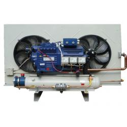 Низкотемпературные компрессорно-конденсаторные холодильные агрегаты (под заказ)